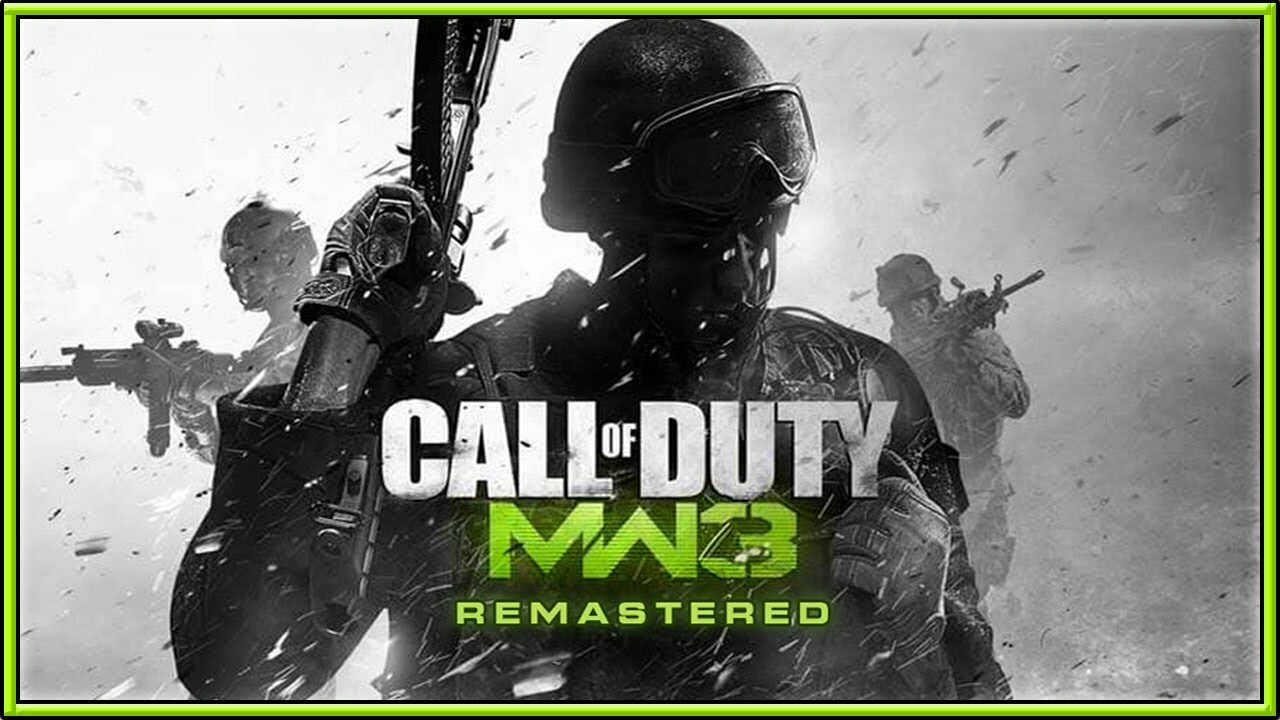 Rumor Call Of Duty Modern Warfare 3 Remaster Sedang Dikembangkan