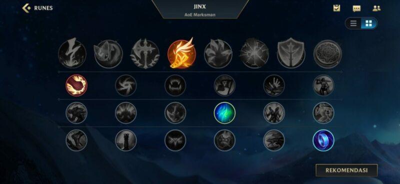Rune Jinx