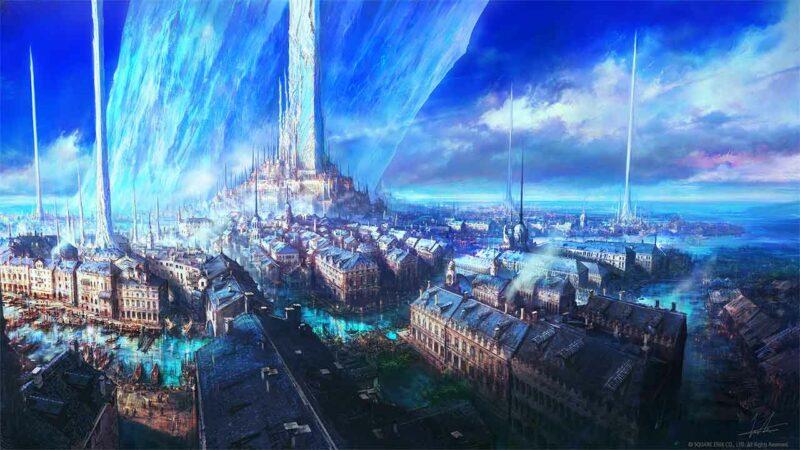 Square Enix Berikan Detail Final Fantasy Xvi