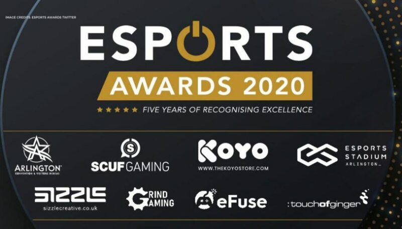 The Esports Awards Free Fire