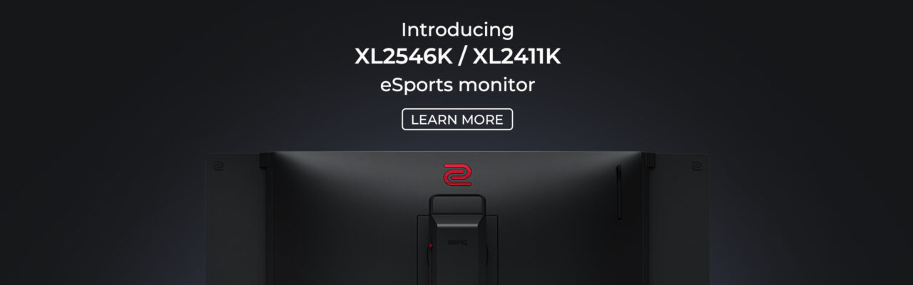 Xl2546k&xl2411k Zowie New Gaming Monitor