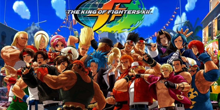 King of Fighters Games SNK   SNK Playmore