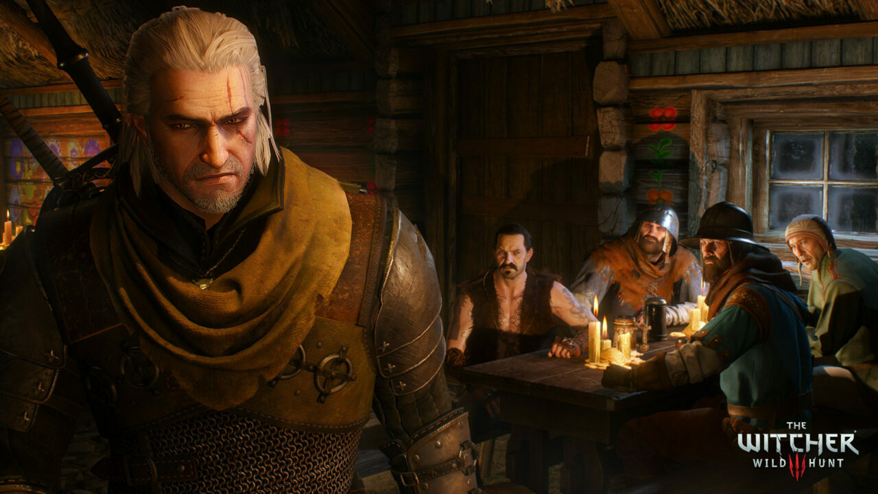 Franchise The Witcher Raih 84 milliar Rupiah | Steam