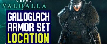 Galloglaich Gear Assassin's Creed Valhalla | Mighty Noob