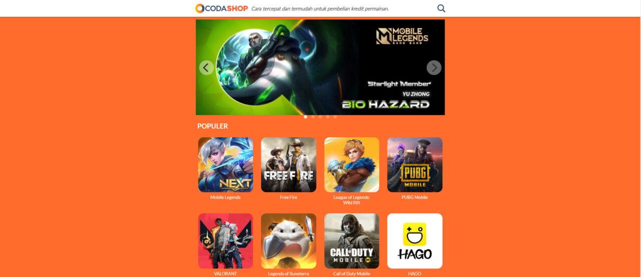 Begini Cara Top Up Game Higgs Domino Dengan Mudah! Coda Shop