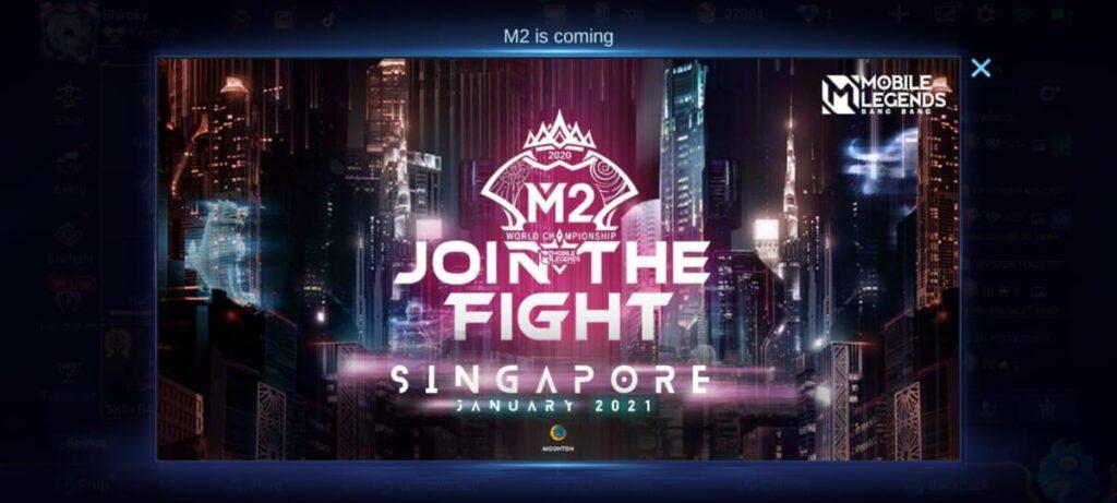 Bukan Indonesia, Mobile Legends M2 Resmi Akan Digelar Di Singapura Januari 2021!