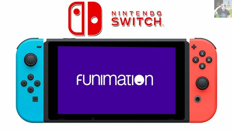 Funimation Tuju Nintendo Switch