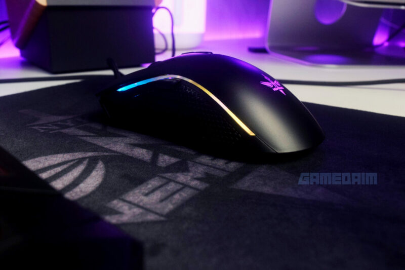 Nyk Nemesis Kc 500 Mouse Side View Gamedaim Review