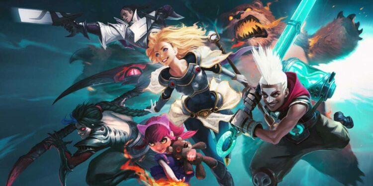 Riot Games Kembangkan Game Mmorpg League Of Legends Gamedaim