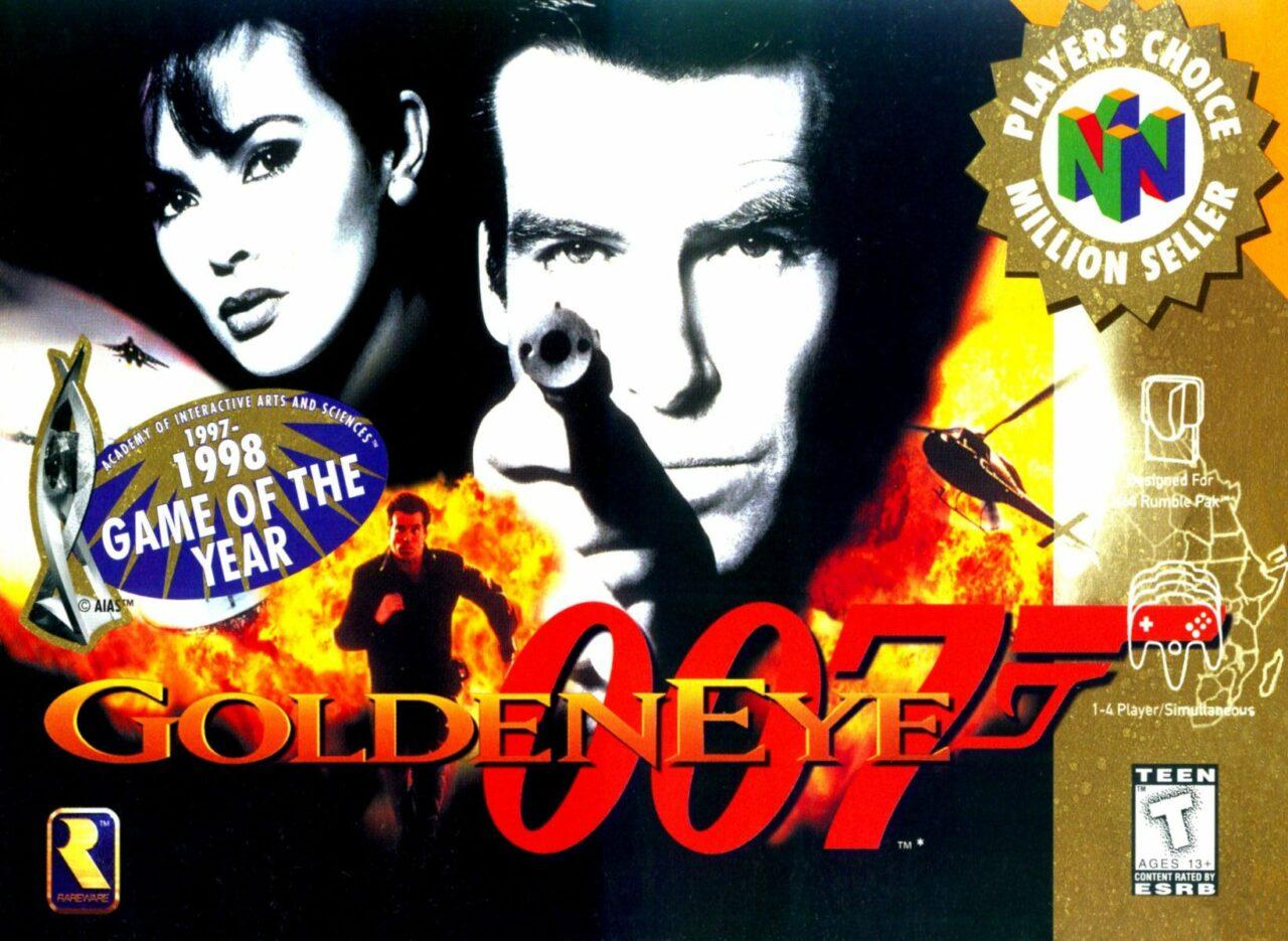 Versi Remastered 007 GoldenEye Tak Jadi di Buat Untuk Xbox | Nintendo