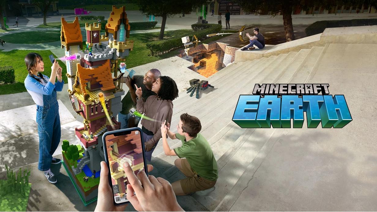 Baru 1 Tahun, Minecraft Earth Gulung Tikar Bulan Juni Mendatang | MOJANG