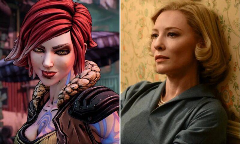 Cate Blanchett sebagai Lilith | MashableIndia