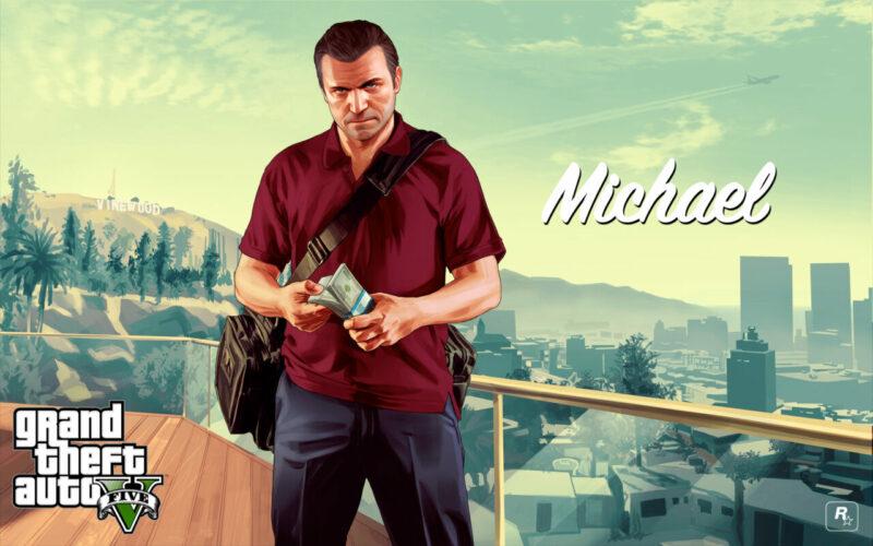 Michael De Santa | GTA V
