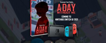A Day Without Me At Nintendo Switch