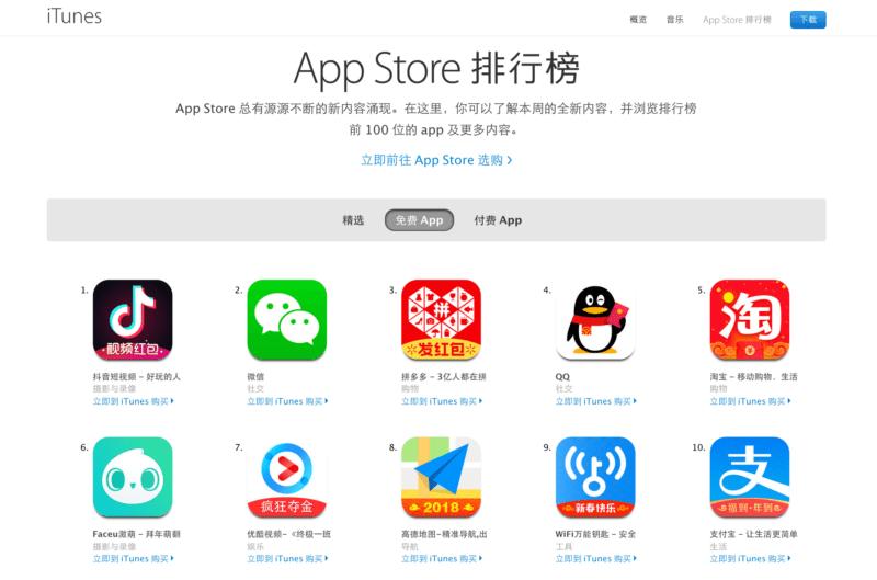Apple Hapus 46 Ribu Game Dan Aplikasi Dari App Store China