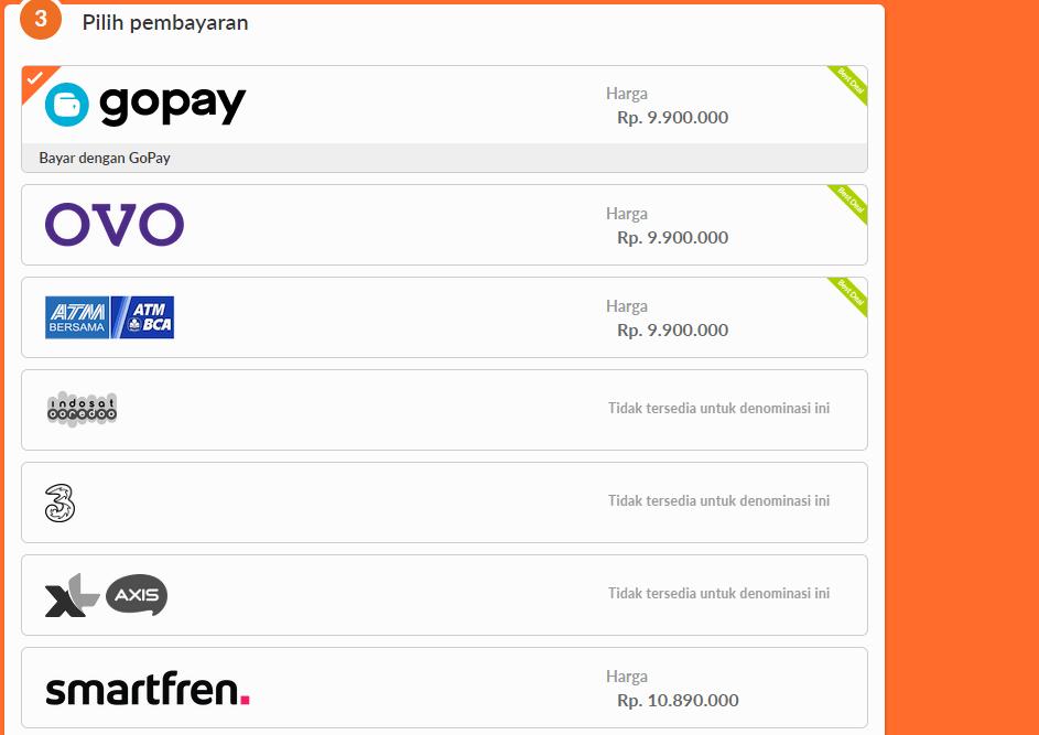 Begini Cara Top Up Game Basketrio Dengan Mudah! Pembayaran