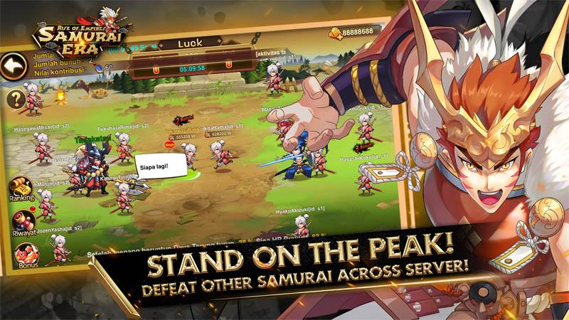 Begini Cara Top Up Game Samurai Era Rise Of Empires Dengan Mudah! Gamedaim