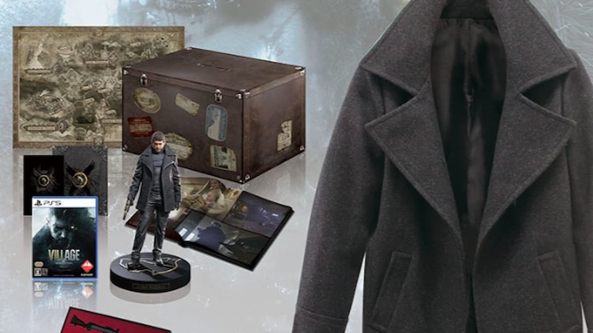 Capcom Hadirkan Resident Evil Village Collector's Edition Seharga 26 Juta Rupiah! Gamedaim