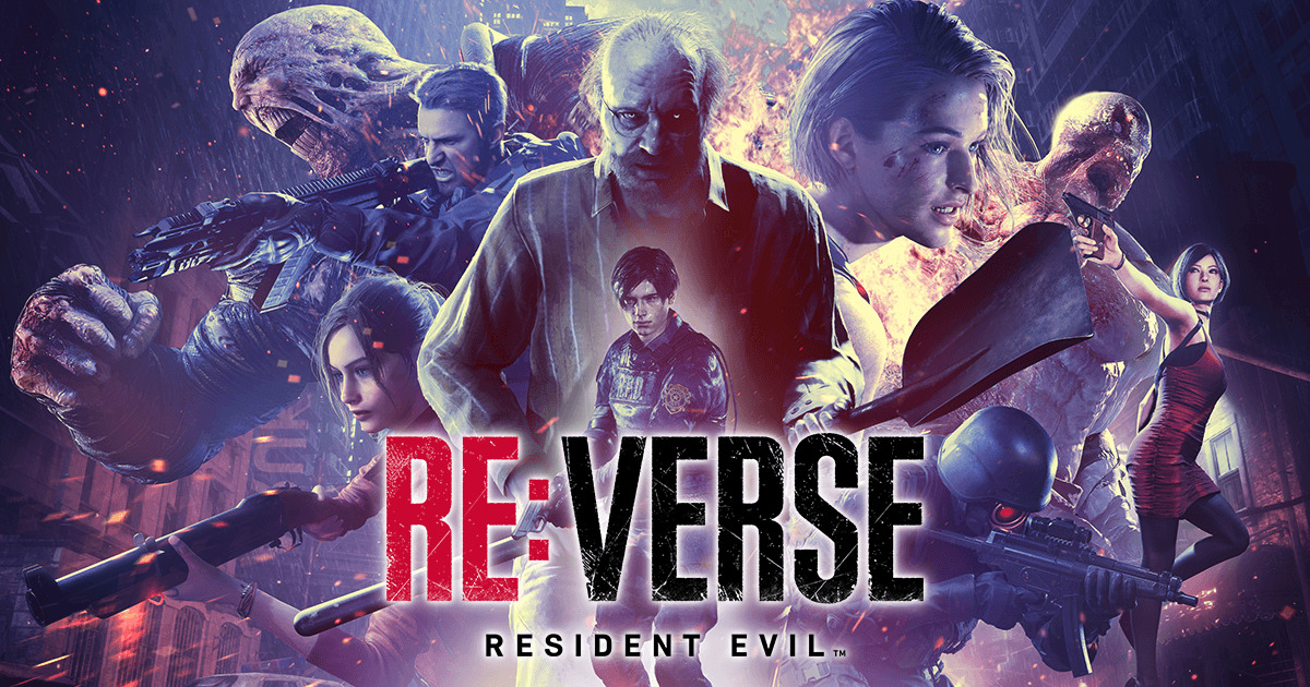 Capcom Umumkan Game Multiplayer Resident Evil Bernama Re Verse!