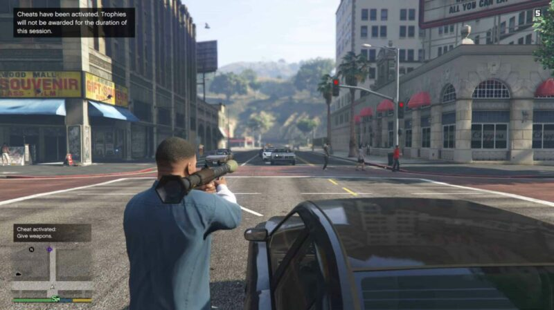 Cheat Gta 5 V Ps4 Lengkap Bahasa Indonesia