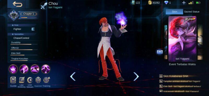 Counter Mathilda Mobile Legends Chou