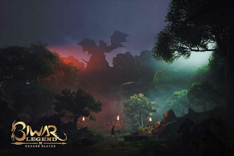 Game Buatan Developer Indonesia Cendrawasih Berganti Nama Menjadi Biwar Legend Of Dragon Slayer