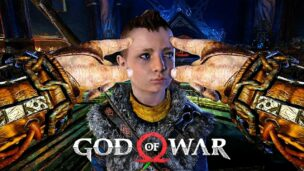 God Of War First Person