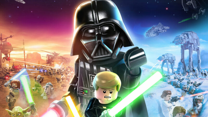 Lego Star Wars The Skywalker Saga Miliki 300 Karakter Playable