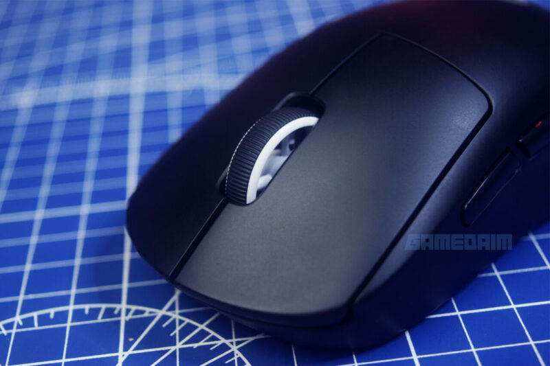 Logitech G Pro X Superlight Scroll Wheel Gamedaim Review