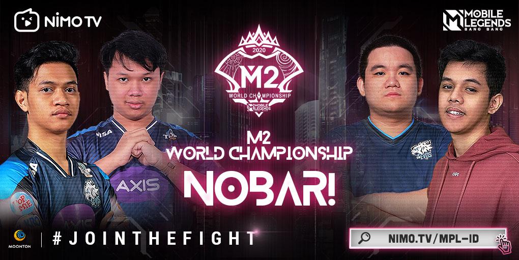 M2 World Championship Nobar