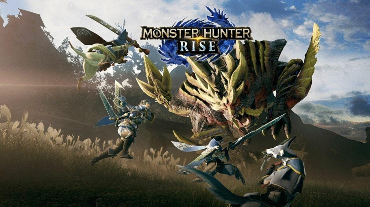 Monster Hunter Rise Hadirkan Fitur Kendalikan Monster