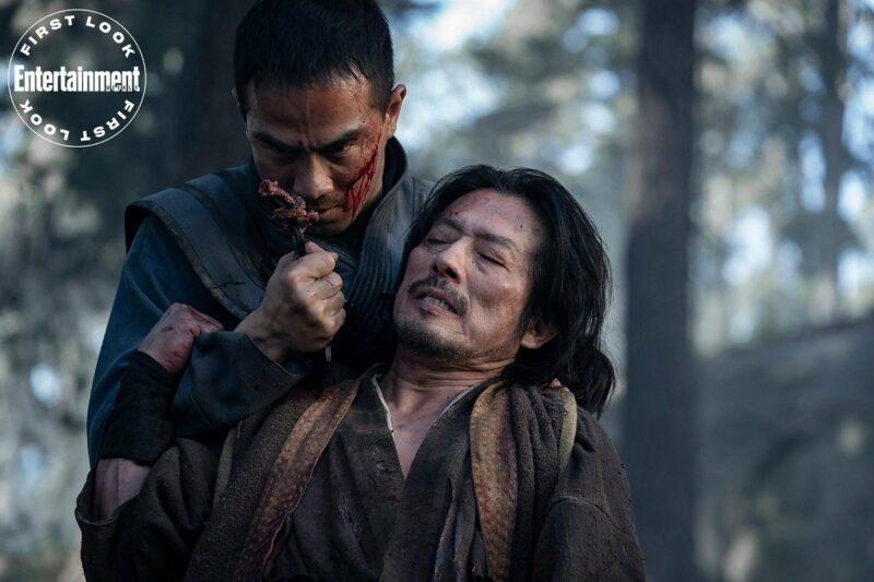 Penampakan Perdana Joe Taslim Sebagai Sub Zero Di Film Mortal Kombat