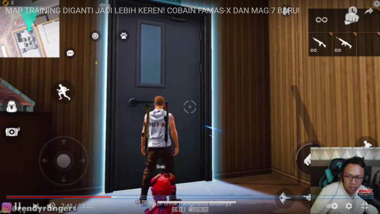 Pintu Gloo Wall
