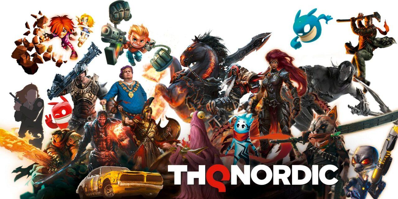 Thq Nordic Sudah Siapkan 61 Game Sampai Tahun 2024! Gamedaim