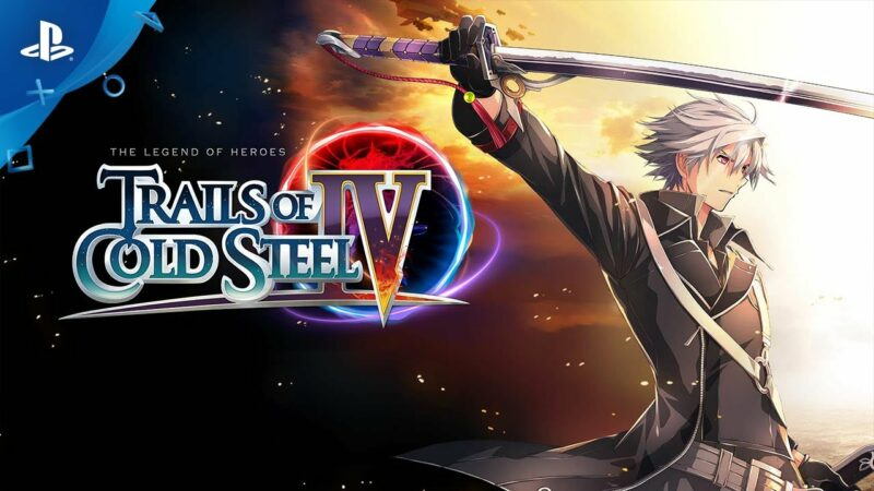 The Legend Of Heroes Trails Of Cold Steel 4 Tuju Switch