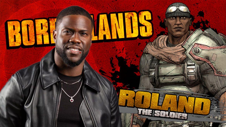 Kevin Hart Resmi Dapat Peran Dalam Film Adaptasi Borderlands | FandomWire