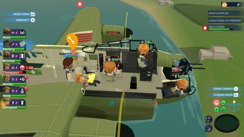 Bomber Crew gratis di Humble Bundle | Runner Duck