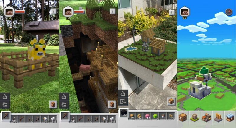 Minecraft Earth Will Open Up To Players In October And You C Q3jp