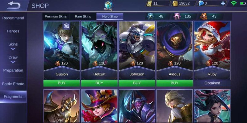 10 Cara Mendapatkan Hero Gratis Mobile Legends Ml Terbaru 2021 Fragment 1