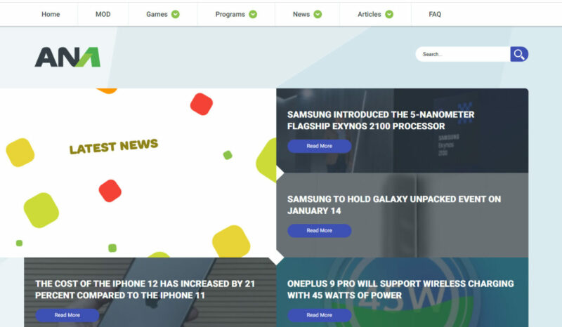 10 Situs Download Game Mod Apk Terbaik Terbaru 2021! An1