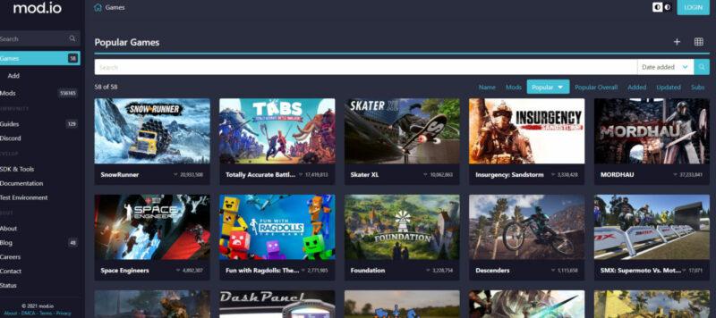 10 Situs Download Game Mod Apk Terbaik Terbaru 2021! Mod Io