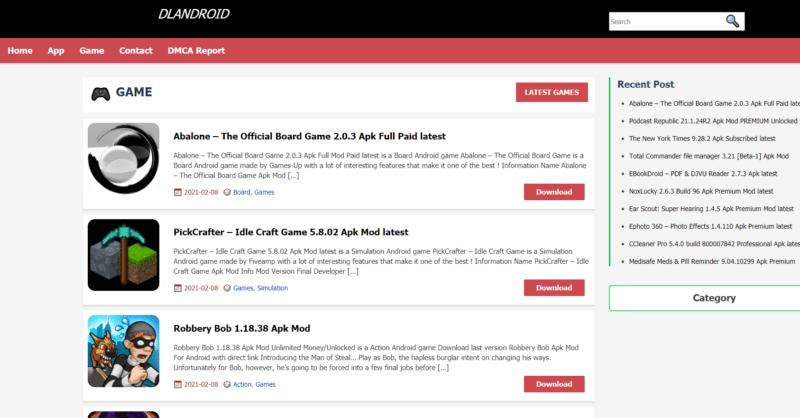 10 Situs Download Game Mod Apk Terbaik Terbaru 2021! Dlanandroid