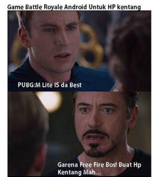 20 Meme Lucu Free Fire (ff) Bikin Ngakak! 9