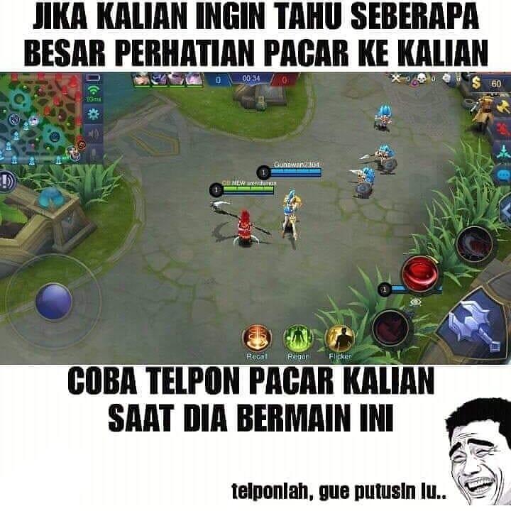 20 Meme Lucu Mobile Legends (ml) Bikin Ngakak! 13