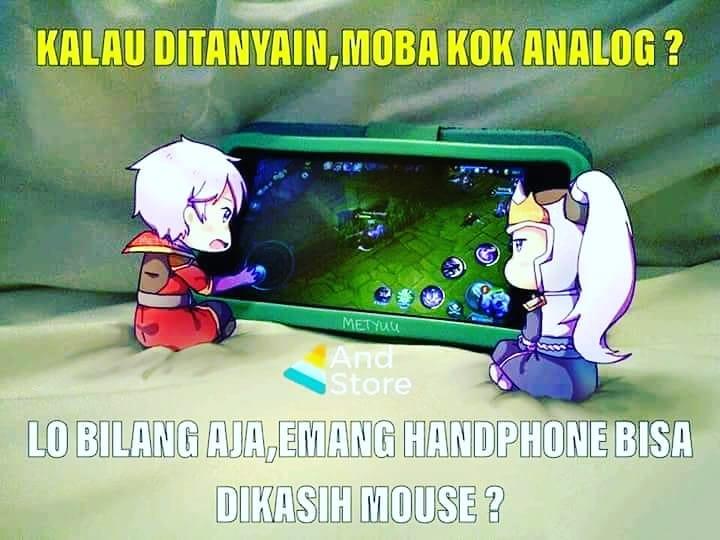 20 Meme Lucu Mobile Legends (ml) Bikin Ngakak! 15