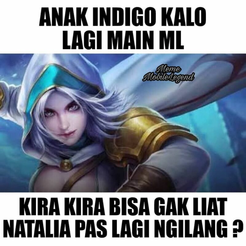 20 Meme Lucu Mobile Legends (ml) Bikin Ngakak! 19
