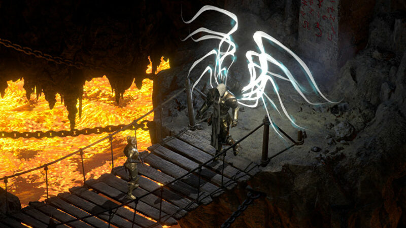 Diablo 2 Resurrected Termasuk Dlc Lords Of Destruction