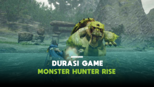 Durasi Game Monster Hunter Rise Dikonfirmasi Gamedaim
