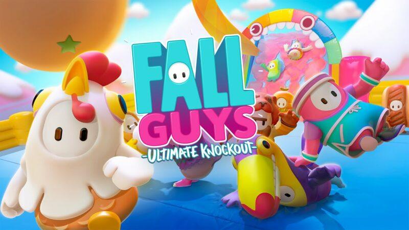 Fall Guys Tuju Nintendo Switch