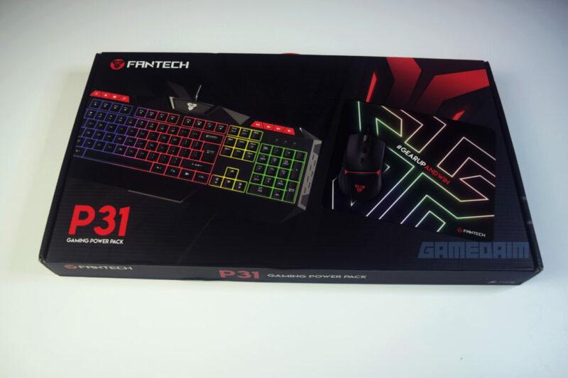 Fantech P31 Box Depan Gamedaim Review